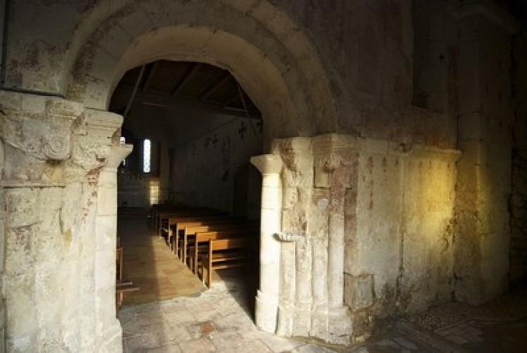 Itinéraire Templier à Marcenais