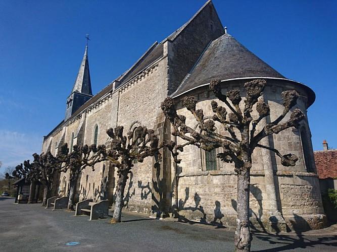Eglise-Saint-Loup-sur-Cher