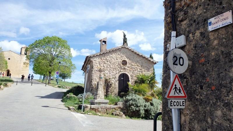 Eglise St Denis Tourtour