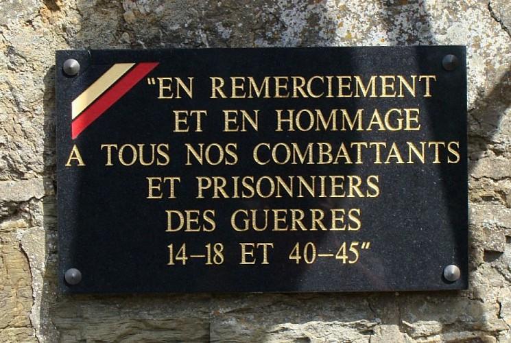 Circuit commémoration: La Roche-en-Ardenne