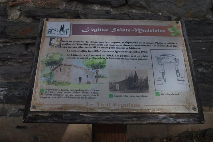 EldoradoRando - Le Vieil Eyguians