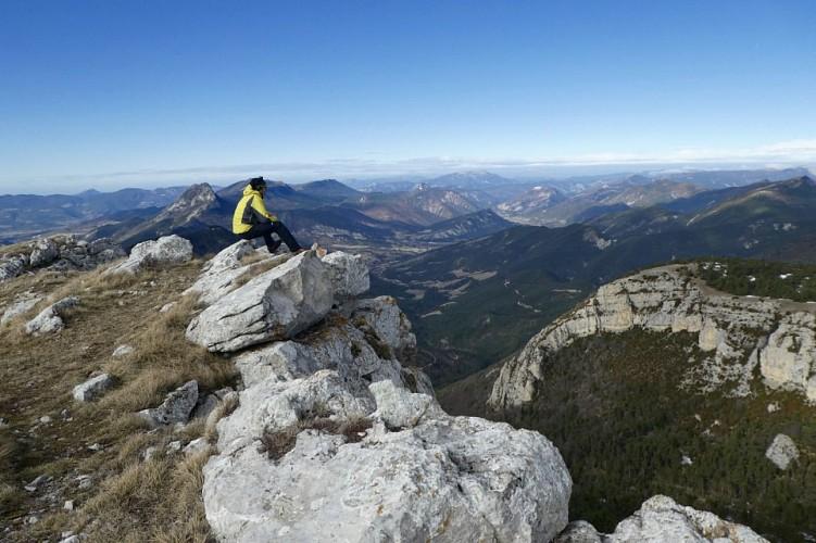 """Percorso escursionistico """"Le Bonnet Rouge"""""""