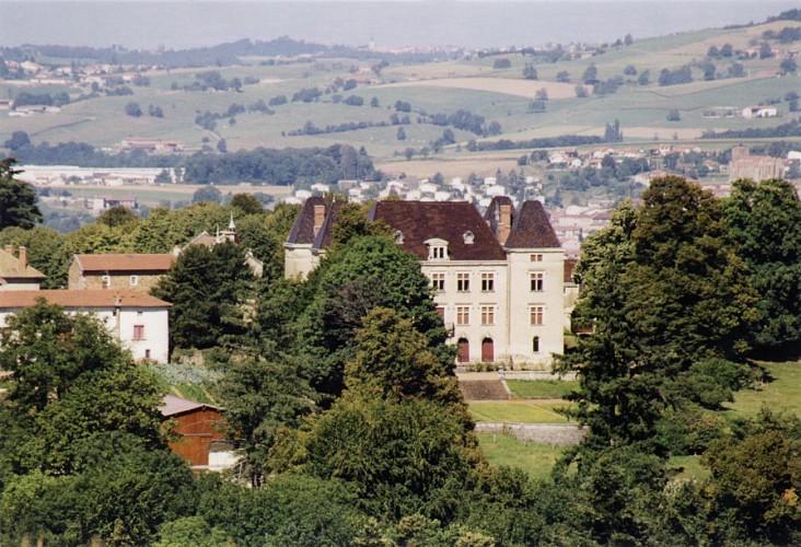 Circuit culturel de Larajasse : Les Châteaux