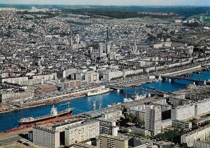 Parcours Vélo-patrimoine Rouen
