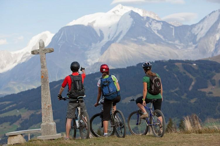 Mountain bike trail n°5 - le tour du Jaillet