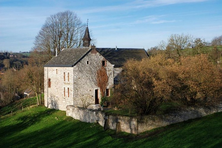 Olne : Saint-Hadelin et ses Légendes