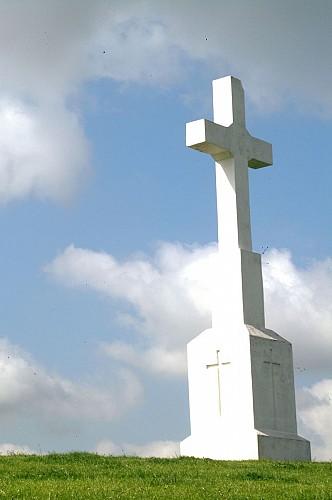 Charneux : Balade de la Croix
