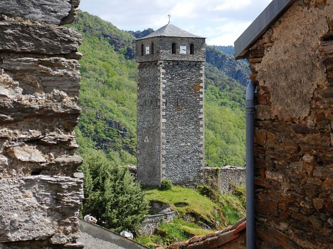 Chateau XIIème de Lespinassière