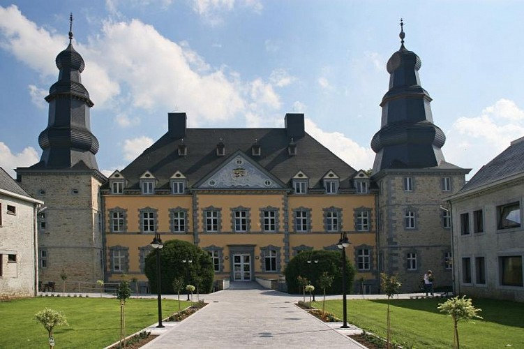 Welkenraedt : Promenade des deux Châteaux