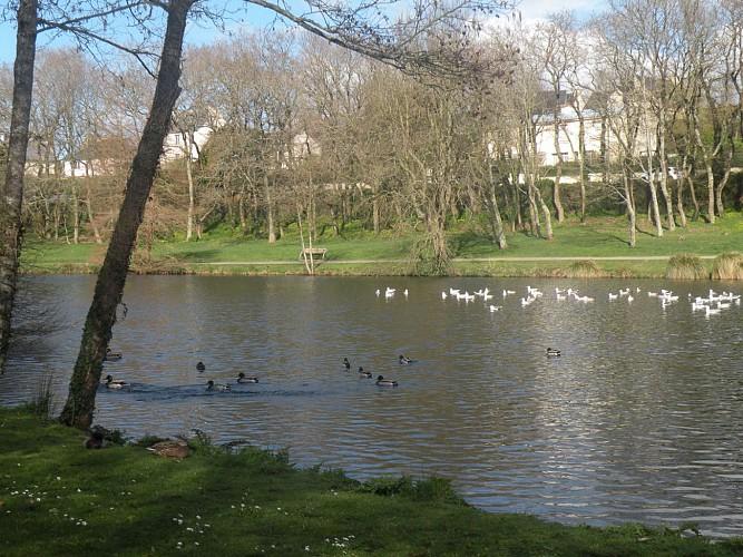 Lac de Plabennec