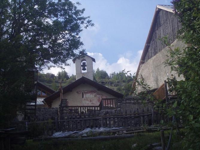 Chapelle St Lucie