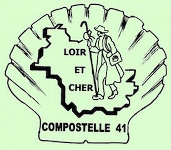 Compostelle 41 / Etape Cloyes-Fréteval