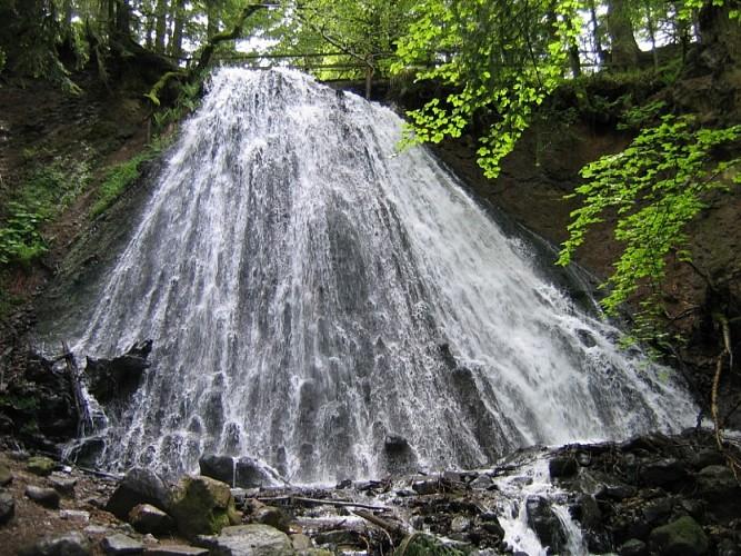 Le Mont-Dore, la Ronde des cascades