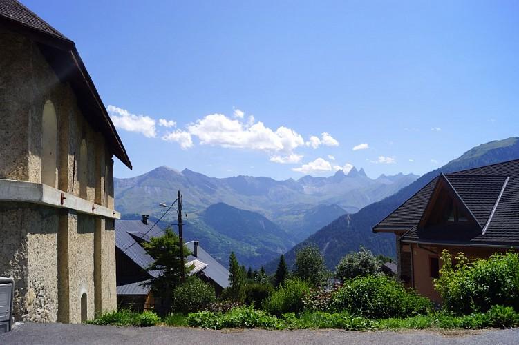 """Wandeling """"La Toussuire - La Rochette"""""""