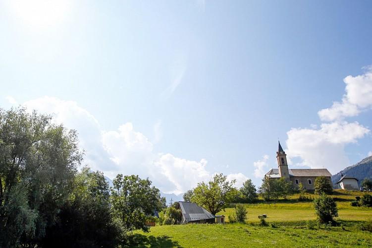 Eglise Fontcouverte