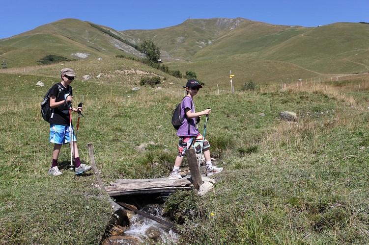 Col de Marolay - Le Grand Truc path