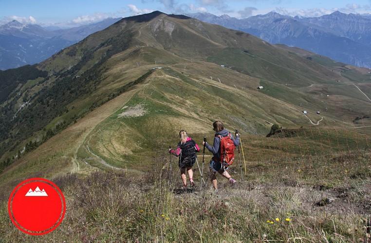 Col du Marolay - Grand truc @LaToussuire