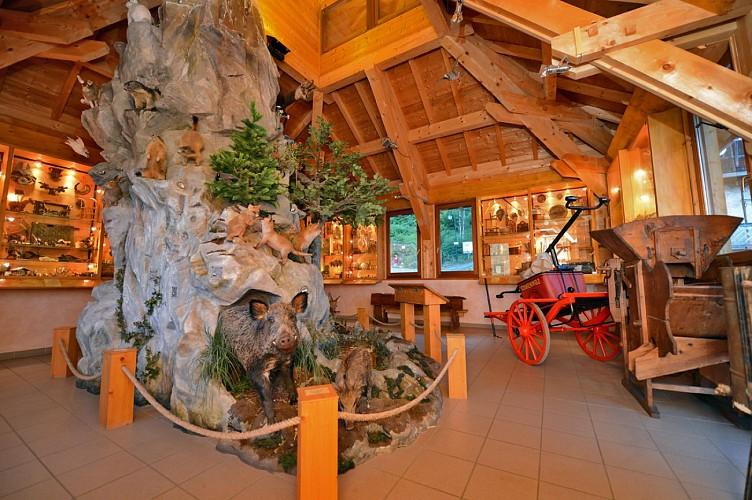 Éco-musée Cohennoz