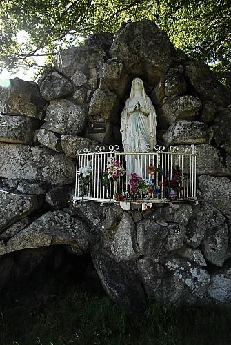Grotte de l'Immaculée
