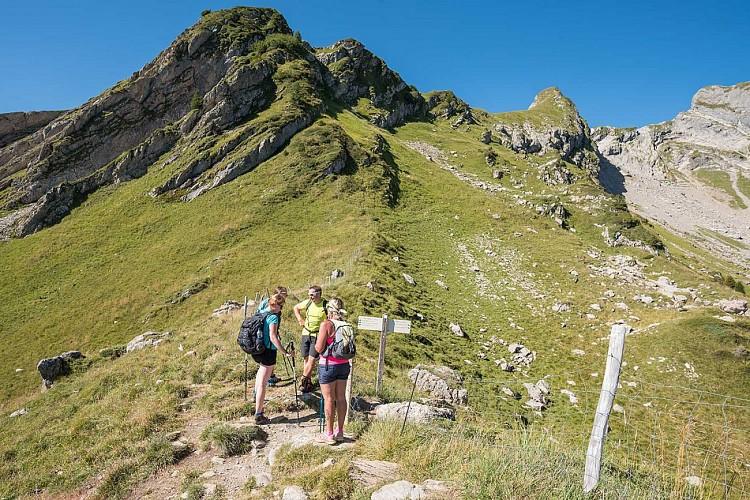 Roc d'Enfer explorer trail