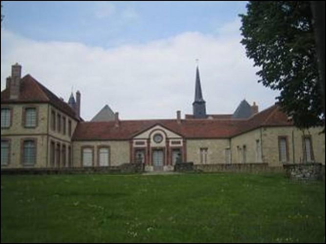 """MORSAINS et son hameau """"Leuze"""""""