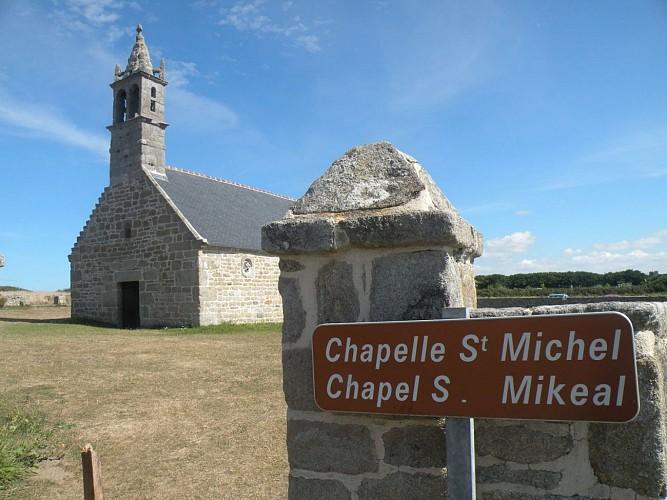 Plouguerneau : Saint-Michel et Korejou - Circuit 4