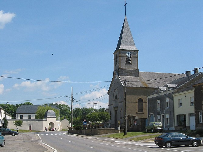 Montmédy-Avioth-Bellefontaine-Ethe-La Malmaison-Torgny-Montmédy