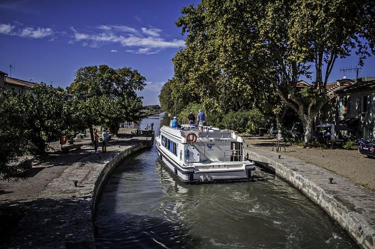 OENORANDO ENTRE CANAL DU MIDI ET VIGNOBLE