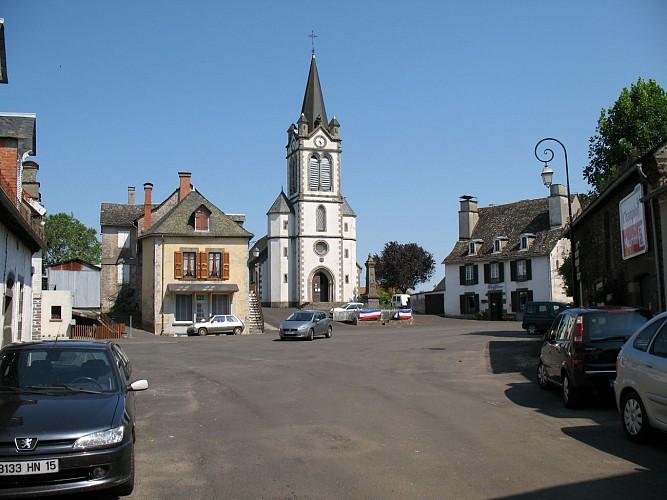 PR Les Tilleuls - 10 kms