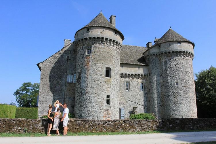 PR Le Château de La Vigne - 6 kms