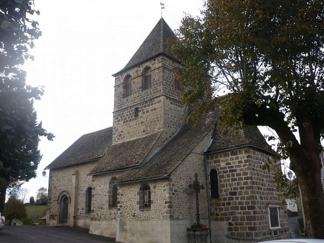 Eglise Saint-Christophe-les-Gorges