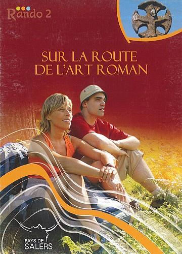 GRP Sur la route de l'Art Roman, en 5 jours - 103 kms