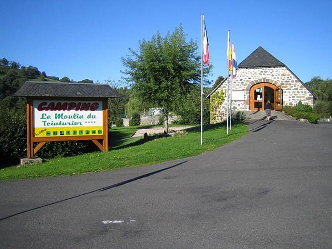 Camping le Moulin du Teinturier Saint-Martin-Valmeroux