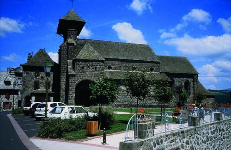 Eglise de Saint-Cernin