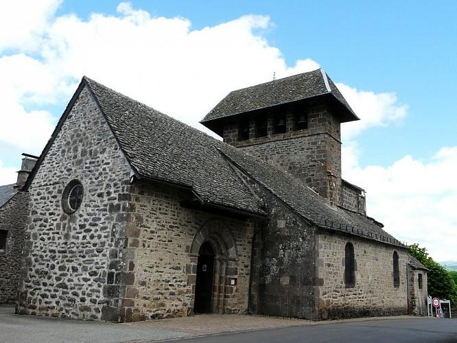 Eglise Saint-Bonnet-de-Salers