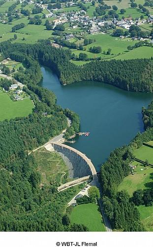 Le grand tour des Lacs de l'Eau d'Heure