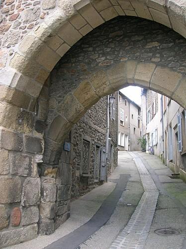 Circuit du patrimoine St Symphorien sur Coise