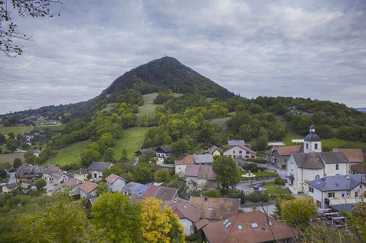 Plateau des Daines