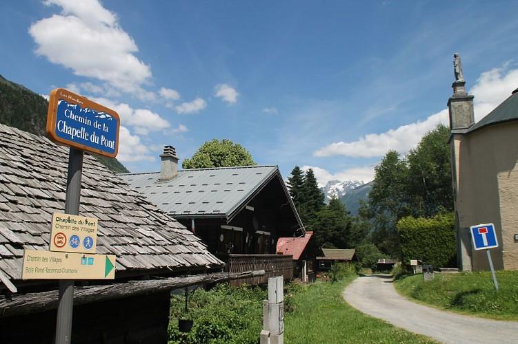 Villages trail