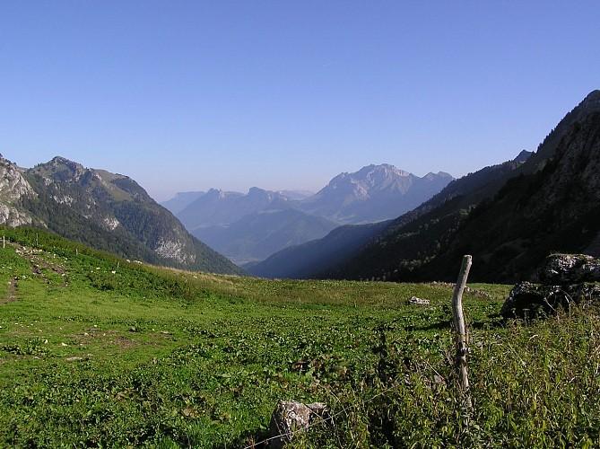 Le Col de Chérel