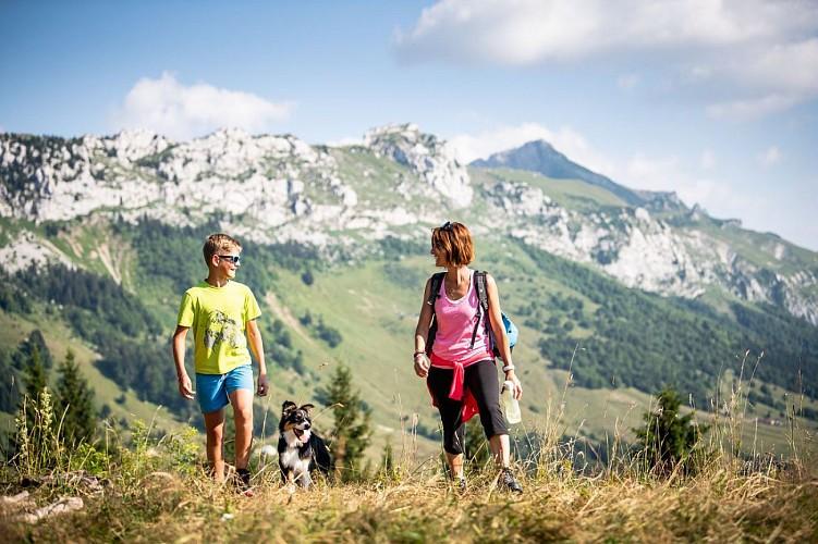 Bellecombe en Bauges