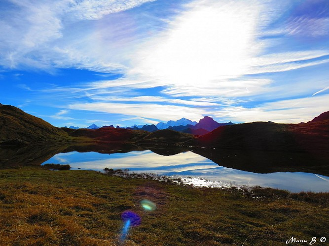 Peyre Lake