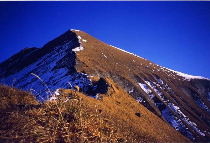 La Pointe de Chaurionde