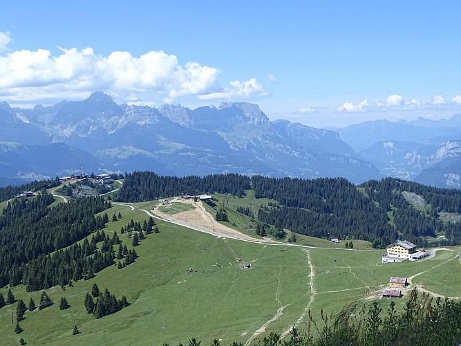 Le Mont Joly par Le Bettex
