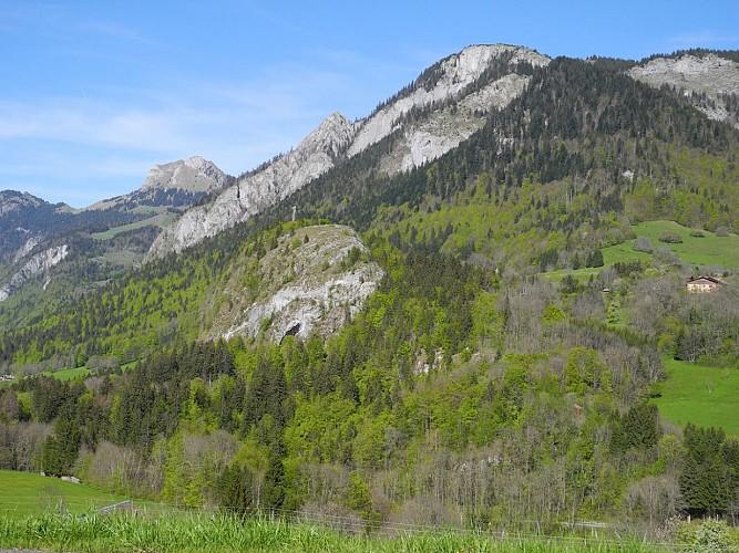 """Le Tour du Chatelard"" Hike"