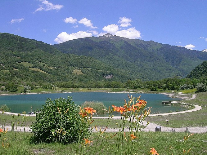 Easy-going walk: Barouchat lake