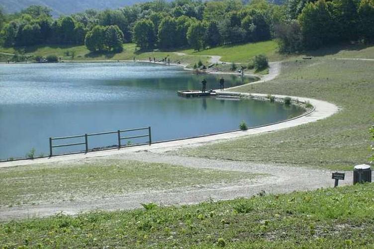 Plan d-eau de Barouchat 2