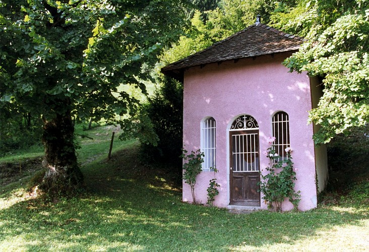 Chapelle-Sainte-Rose