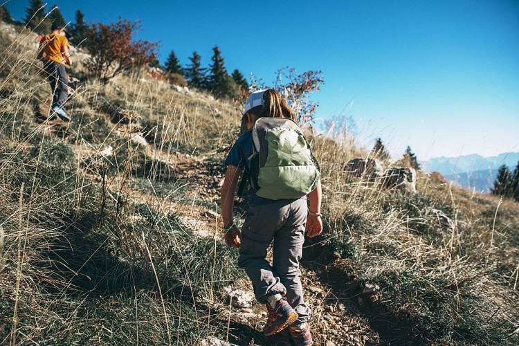 Pointe d'Andey randonnée©FGT