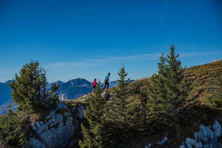 Randonnée Pointe d'Andey ©FGT